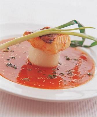 韓式香辣鱈魚