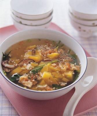 高纖黃金湯