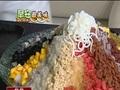 24種配料佐醬 終極版剉冰重7公斤 滿滿水果配料 海派冰山征服巨星味蕾 飯店私房冰品開賣 PK巨無霸造型冰