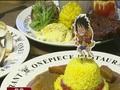日本海外第一家 航海王餐廳在台開幕 動漫界霸主插旗台灣 開幕首日現人龍 巨型公仔.船艙造型裝潢 主題餐點吸睛 主題餐點融合主角特色 食材特別挑選