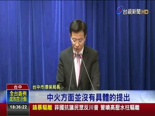 中火9機組展延遭退全台20%電力恐中斷