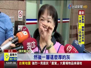國民黨中央黨部遭縱火嫌犯:對時事不滿