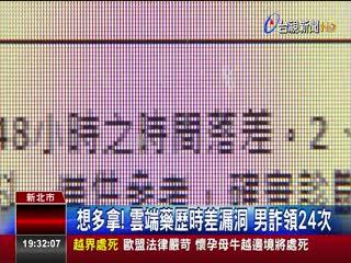 複印處方箋5藥局詐領鋼琴師判刑7月
