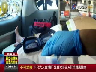 壯碩男頭痛叫救護車2個月16趟挨罰