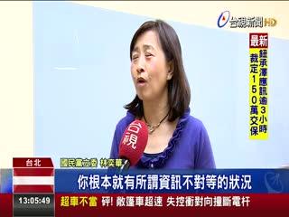 政院令社群平台查證假消息藍委反對修法