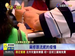 春節赴日.東南亞當心流感麻疹正流行